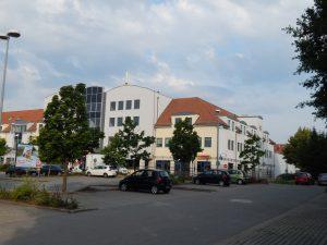 Eingang Ergotherapie Meyer Dresden Weixdorf