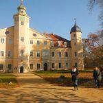 Herbstwanderung vorbei am Schloss Hermsdorf