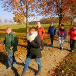 Herbstwanderung durch Weixdorf