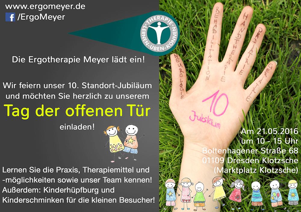 Einladung Zum Tag Der Offenen Tür Am 21.05.2016