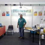 Messestand der Ergotherapie Meyer