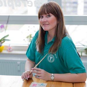 Ergotherapeutin Alice Jeremias-Voigt