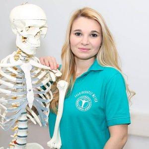 Ergotherapeutin und Gesellschafterin Dana Marie Hoffmann