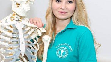 Ergotherapeutin Dana Marie Hoffmann