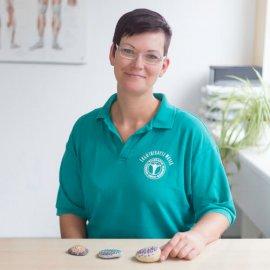 Ergotherapeutin Kati Kalke